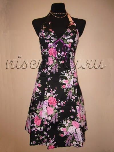 Платье корсетного типа