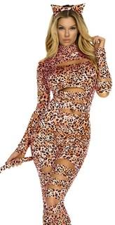 Комбинезон леопардовой кошечки