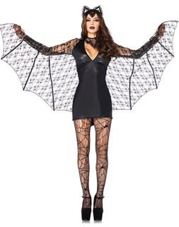 Мини платье летучей мышки