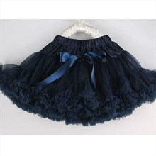 Черная юбка-пачка Pettiskirt. 32 см
