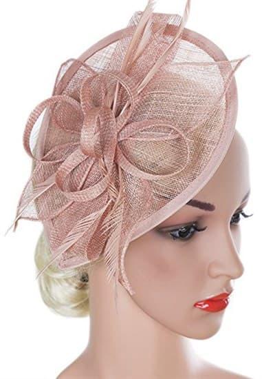 розовая шляпка синамей фото