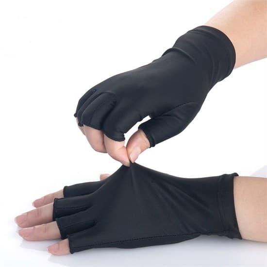 4048. Тонкие перчатки повседневные без пальцев