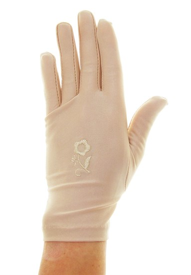 4093. Летние перчатки из спандекса