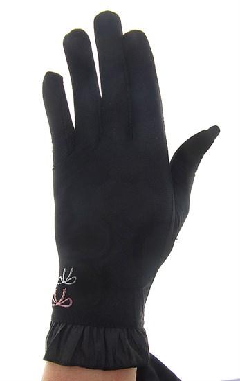 4122. Летние перчатки из тонкого хлопка - фото 21901