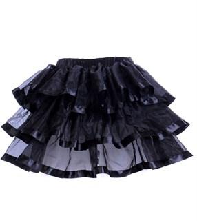 Пышная трехслойная юбка с подкладкой