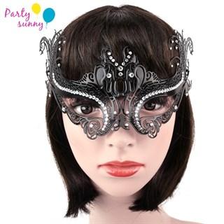 Металлическая резная маска 2471