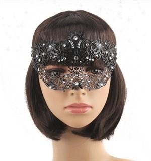 Металлическая резная маска 2472