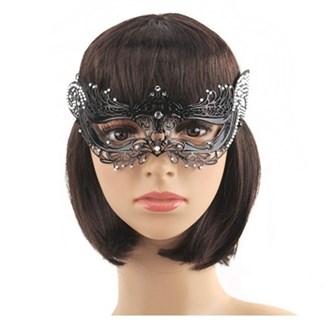 Металлическая резная маска 2473