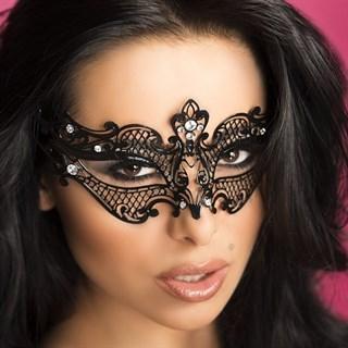 Металлическая резная маска 2475