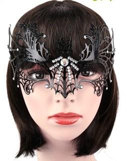 Металлическая резная маска 2482