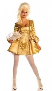 Золотое платье принцессы. VIP