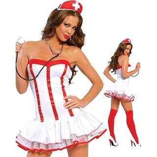 Пышная медсестра - фото 12063