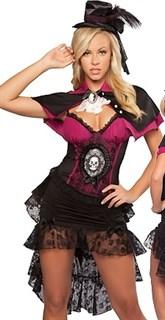 Эксклюзивный костюм готической баронессы.