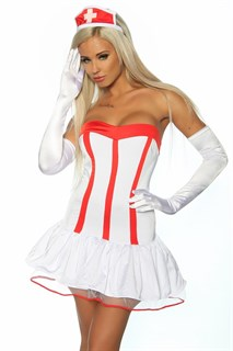 Пышная медсестра - фото 12133
