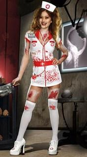 Костюм медсестры зомби
