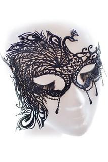 Кружевная маска для глаз - фото 13570