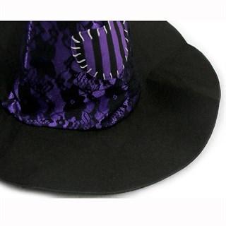Фиолетовое платье маленькой ведьмы - фото 13673