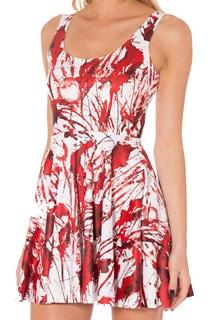 Окровавленное платье