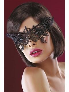 Кружевная маска на глаза Королевская бабочка - фото 15538