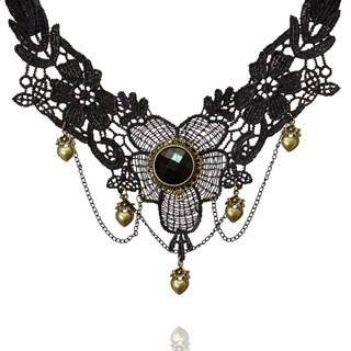 Кружевной чокер ожерелье