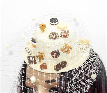 "Мини цилиндр ""Шоколадный сюрприз"" - фото 15933"
