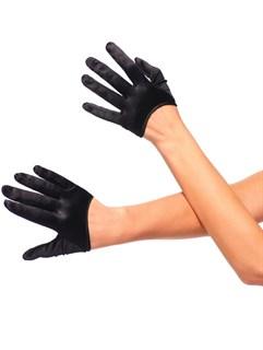 Короткие перчатки на пол ладони. 3 цвета