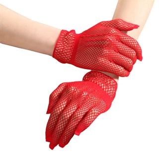 Перчатки в сетку. 3 цвета