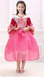 Розовое платье Золушки