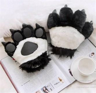 Большие лапы панды