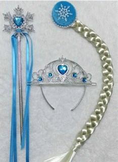 Набор аксессуаров для костюма Эльзы Холодное сердце