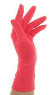 Летние перчатки трикотаж масло. Арбуз
