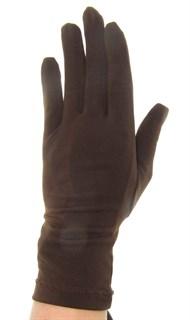 Трикотажные тонкие перчатки. Разные цвета - фото 19953