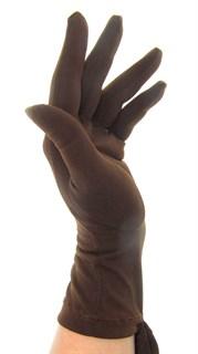 Трикотажные тонкие перчатки. Разные цвета - фото 19954