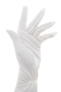 Летние мужские перчатки трикотаж со спандексом - фото 19962