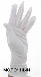 Летние мужские перчатки трикотаж со спандексом - фото 20083