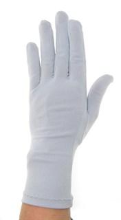 Трикотажные тонкие перчатки. Разные цвета - фото 20103