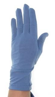 Трикотажные тонкие перчатки. Разные цвета - фото 20112