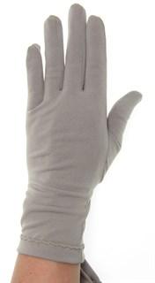 Трикотажные тонкие перчатки. Разные цвета - фото 20114