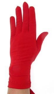 Трикотажные тонкие перчатки. Разные цвета - фото 20115
