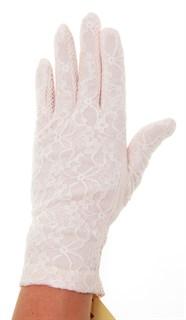 3978. Летние перчатки розовые