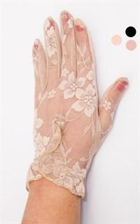 3985. Летние перчатки сенсорные с рюшей