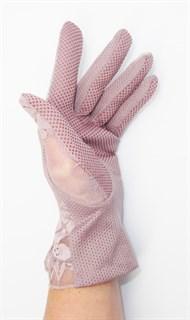 3985. Летние перчатки сенсорные с рюшей - фото 20546