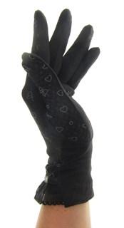3992. Тонкие перчатки сенсорные. Хлопок - фото 20623