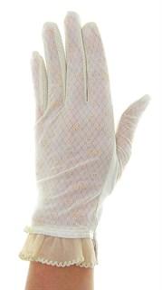 3992. Тонкие перчатки сенсорные. Хлопок - фото 20626