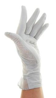 3992. Тонкие перчатки сенсорные. Хлопок - фото 20629