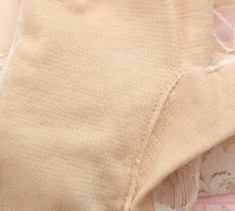 4032. Перчатки из кружева с резиновой ладошкой - фото 20869
