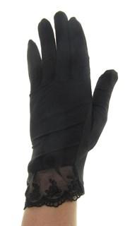 4090. Летние перчатки из хлопка без рисунка - фото 21540