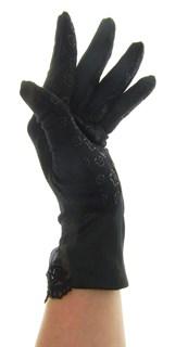 4090. Летние перчатки из хлопка без рисунка - фото 21541