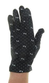 4091. Простые летние перчатки из хлопка - фото 21564