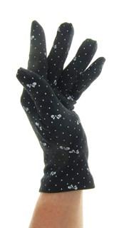 4091. Простые летние перчатки из хлопка - фото 21565